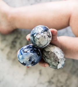 DIY Marble Eggs - Piloting Life