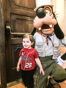 Piloting Life - Disney with an Infant and Tot