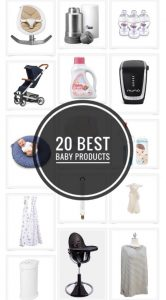 Piloting Life - 20 Best Baby Products 2017