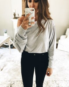 Free People Valencia Pull Over Mirror Selfie